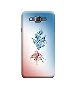 Kratos Premium Back Cover For Samsung Galaxy J5
