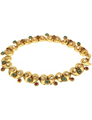 Anklets For Girls Payals Women Bridal Jewellery Sets Fashion - B01HTIHB84