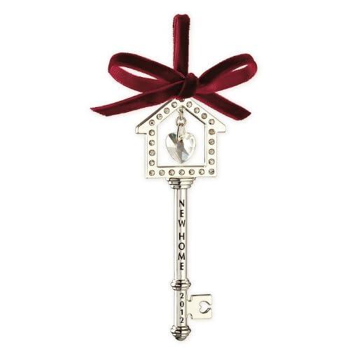 New Home Key 2012 Carlton Heirloom Ornament