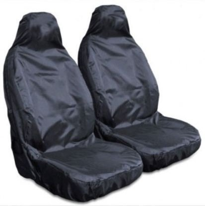 lexus-is200-heavy-duty-waterproof-front-seat-cover-protectors-black