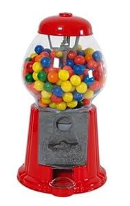 Retro Kaugummi Automat CHEWING GUM rot - 28cm groß