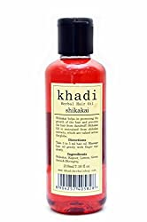 Khadi Shikakai Hair Oil