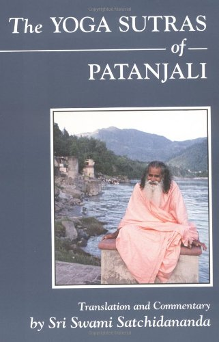 Image of The Yoga Sutras of Patanjali: Commentary on the Raja Yoga Sutras by Sri Swami Satchidananda