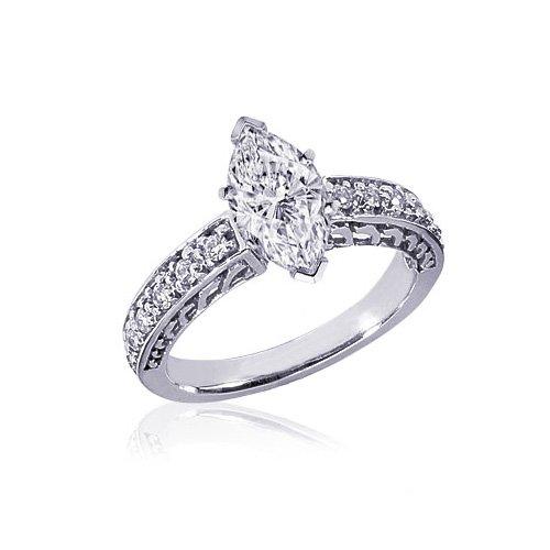 Ring Settings Diamond Ring Settings Marquise