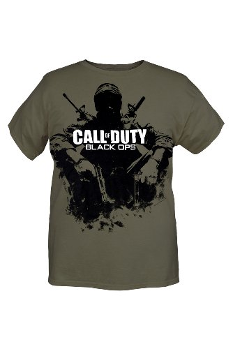 Call Of Duty Black Ops Soldier T-Shirt