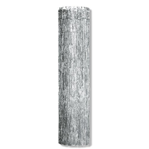 Beistle 50515-S 1-Ply Flame Proof Gleam 'N Column, 8-Feet by 12-Inch