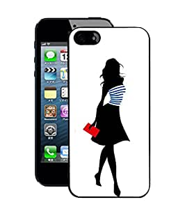 djipex DIGITAL PRINTED BACK COVER FOR APPLE IPHONE 4S