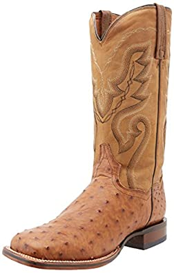 Dan Post Men's Chandler Western Boot,Bay Apache,7 D US