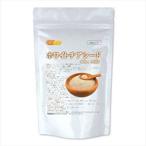 ホワイトチアシード 300g【CHIASEEDS】国内殺菌処理品 a-リノレン酸 リノール酸 含む
