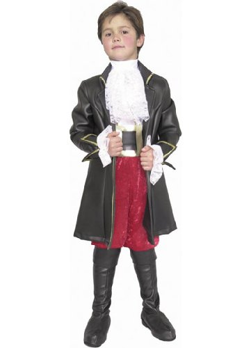 Child Deluxe Captain Morgan Costume