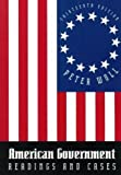 American Government: Readings and Cases 13th edition by Woll, Peter published by Longman Pub Group Paperback