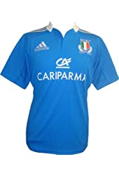 Adidas Italy Rugby Home Jersey