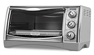 Black & Decker CTO4500S Perfect Broil Convection Toaster Oven by Black & Decker