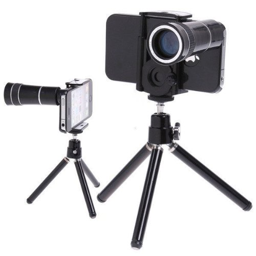 New Arrival!!! Limited Sale!!! 10X Zoom Telescope Camera Lens With Tripod For Mobile Phone In Cell Phones