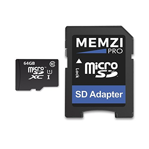 memzi-pro-64gb-class-10-90mb-s-micro-sdxc-memory-card-with-sd-adapter-for-veho-muvi-action-cameras