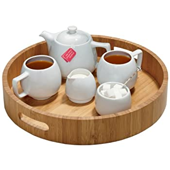 Breakfast in Bed Tea Set with Tray