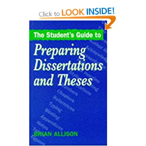 uk theses and dissertations