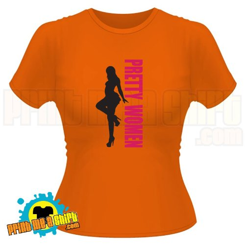 Ladies Pretty women 2 hen t shirt