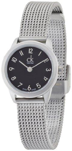Calvin Klein Women's Quartz Watch ck minimal K3M53151 with Metal Strap