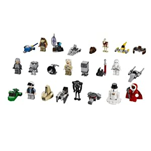 41CR1nBr0ZL. AA300  LEGO 2012 Star Wars Advent Calendar: $38 Shipped! **TODAY ONLY**