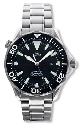 Omega Men's 2264.50.00 Seamaster 300M Quartz Watch