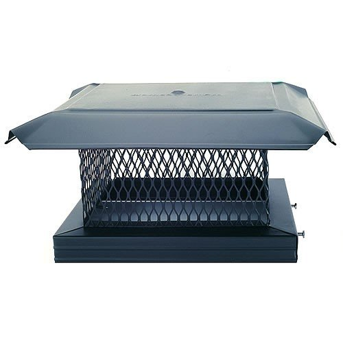 Cheap 12'' x 12'' Homesaver Pro Galvanized Chimney Cap