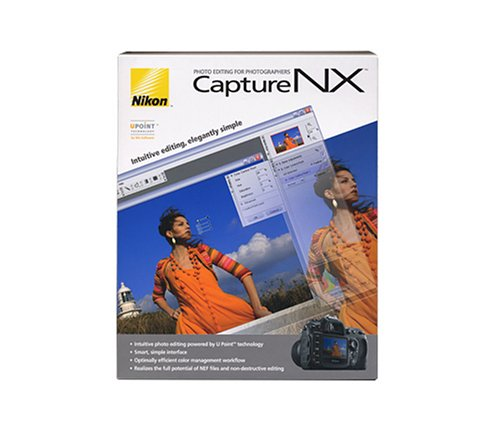 Nikon Capture NX Software for Windows and Mac