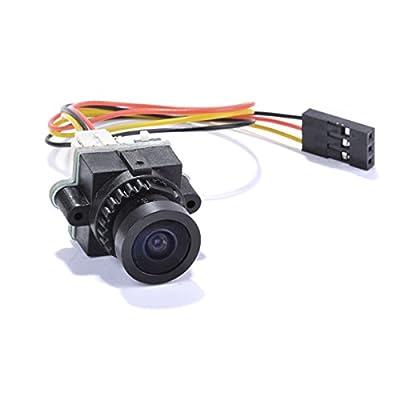 Crazepony 800TVL Mini FPV HD Digital Videa Camera 2.1mm DC 4.5-6V NTSC CMOS for QAV210 Quadcopter