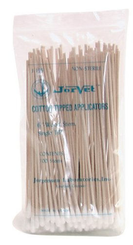 Cotton Tipped Applicators - 100 ct