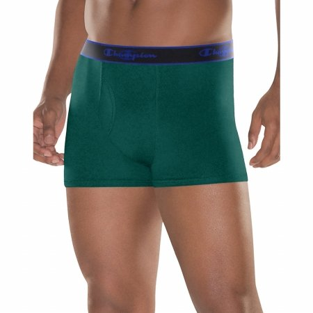 Champion Performance Cotton Short Boxer Brief 3-Pack