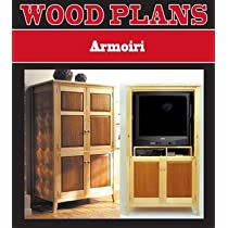Armoir/Entertainment Center Plan