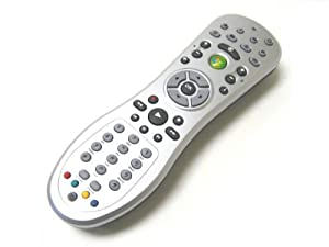 Azend Group MediaGate HA-IR01SV Windows Vista Home Premium and Windows Vista Ultimate Media Center Remote Control, 1 Channel IR (Silver)