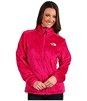 Amazon.com: Womens North Face Osito Jacket Fuschia Pink Size X-Large