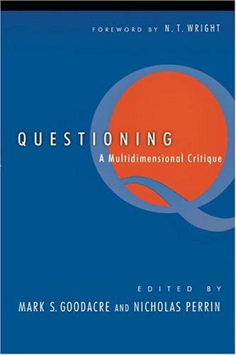 Dr. Nicholas Perrin Publication