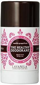 Lavanila The Healthy Deodorant-Vanilla Grapefruit-1.7 oz.