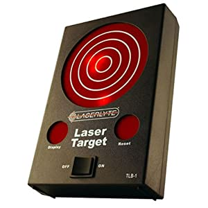 LaserLyte Laser Trainer Target by LaserLyte