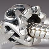 Heart to Heart Authentic 925 Sterling Silver Bead Fits Pandora Chamilia Biagi Troll Charms Europen Style Bracelets