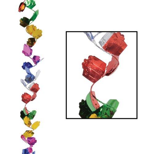Gleam 'N Flex Gift Box Garland Party Accessory (1 count) (1/Pkg)