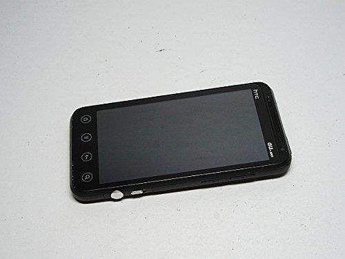 HTC 白ロム 携帯電話 au EVO 3D ISW12HT(ブラック)