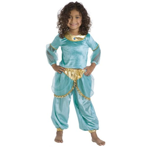 Little Adventures Toddler Little Girls Arabian Princess Halloween Dress Up Costume S-XL at Sears.com