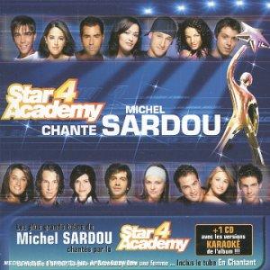 Star Academy 4 Chante Michel Sardou