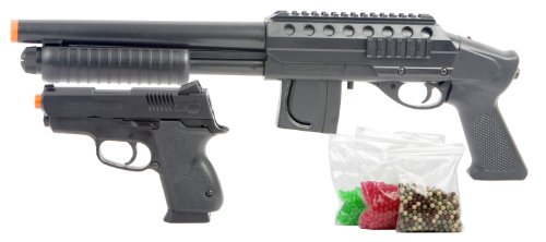 Mossberg Tactical Short Shotgun Kit With 2500 Bb'S