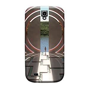 Ebby Premium Printed Mobile Back Case Cover With Full protection For Samsung S4 (Designer Case)