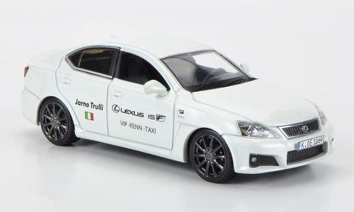 Lexus IS-F, VIP-Renn-Taxi, J.Trulli, Nürburgring, 2009, Modellauto, J-Collection 1:43