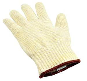 G & F 1689 Heat Resistant Glove Commercial Grade, Size Medium
