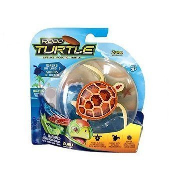 Robo Turtle - Brown by Zuru (Robot Fish compare prices)