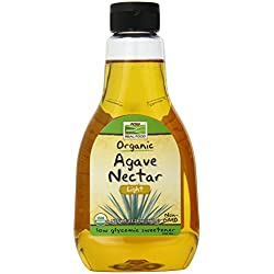 Now Foods Organic Light Agave Nectar, 23.28 Ounce