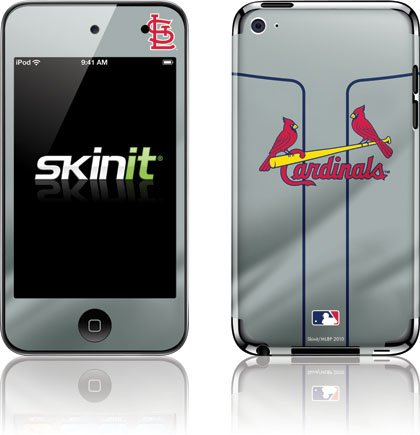 MLB | St. Louis Cardinals Alternate/Away Jersey | Skinit Skin for iPod Touch (4th Gen) at Amazon.com