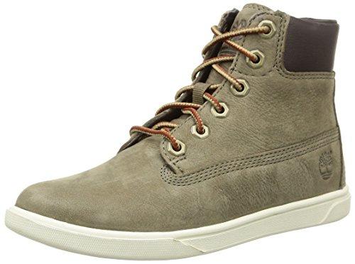 Timberland - Groveton 6In, Sneakers infantile, Verde, 24