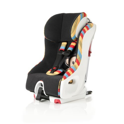 Clek Foonf 2013 Convertible Car Seat, Julius Stripe front-744210